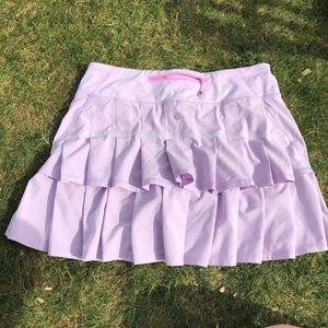 Lululemon Run: Pace Setter Skirt Pretty Purple
